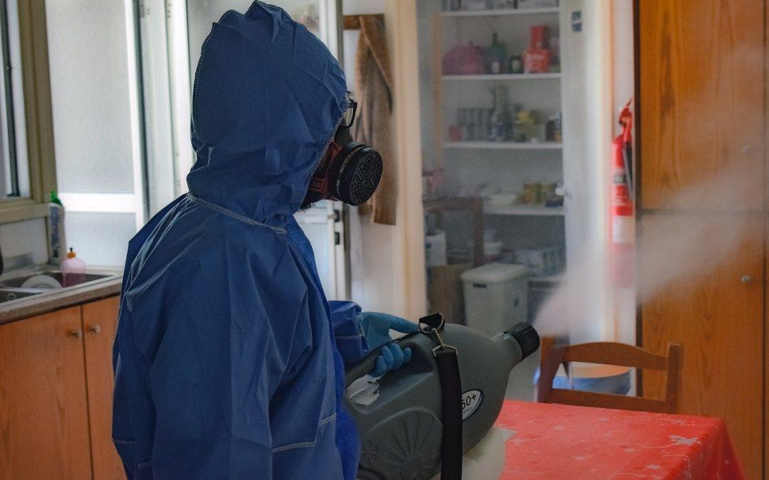 Limpieza de apartamentos turísticos durante el COVID-19